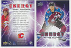 2019-20 Upper Deck Hockey PURE ENERGY Inserts U Pick 2019/20 UD Free Combined $0.99 CAD on eBay