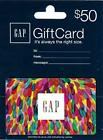 Gap Gift Card For Sale