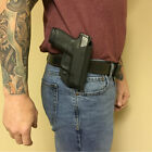 Holster OWB Belt Paddle KYDEX Waistband Springfield XDS 9/45 4.0 CT Laser Green