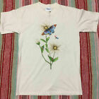 New Vtg  Grateful Dead 1993 Spring t shirt gildan reprint image