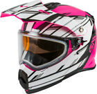 Gmax AT-21S Adventure Epic Snow Helmet Pink