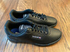 NEW Women's Reebok Princess Lite Classic Shoes Black Wide  7.5 8.5 9 9.5 10