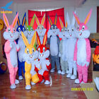 Easter Day Rabbit Bugs Lovely Mascot Costumes Cosplay Birthday Party Adult Dress for sale  Shipping to Ireland