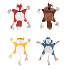 NEW Squeaky Plush Dog Toy Dog Toys Squeakers For Small Medium Large Dogs