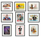 James Bond Film Movie Poster Prints A3 A4 FRAMED THUNDERBALL VIEW TO A KILL 007 £3.39 GBP on eBay