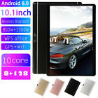 10.1 Inch Android 8.0 Tablet 4g-lte Ips Hd 8 128gb Dual Sim/phone Call/gps 2019