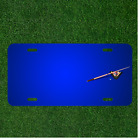 Custom Personalized License Plate With Add Names To Billiard Pool Snooker $19.95 USD on eBay