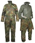 Original Flecktarn Tanker Overalls with Liner - German Army Military Surplus