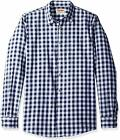 Wrangler Authentics Men's Long Sleeve Premium Gingham Shirt - Choose SZ/Color