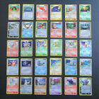 Pokemon Cards Early 2000s Vintage Holos - Common, Uncommon, Rare