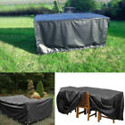 Waterproof Garden Patio Furniture Cover Covers For Table Cube Seat Outdoor
