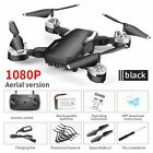 5G WIFI FPV GPS With 1080P HD Selfie Camera Foldable RC Quadcopter Drone X Pro