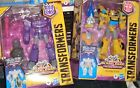 Transformers Cyberverse Adventures Maccadam BAF Deluxe Action Master Wave 1 lot