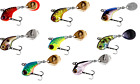 Jackall Deracoup Tail Spinner 1/2, 3/4, Or 1 Oz. Spin Tail Jigging Lure