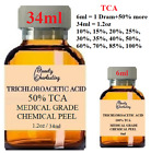 Внешний вид - Professional Grade Trichloroacetic Acid-ACS / 6ml,1.2oz / 10% to100% T C A Peels