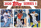 2020 Topps Series 1 Base Cards Team Set YOU PICK TEAM From List on Ebay