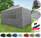 Pop Up Gazebo Airwave Waterproof Heavy Duty Party Shelter 2m, 2.5m, 3m, 4.5m, 6m