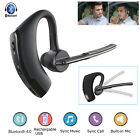 Wireless Headset Bluetooth Music Earphone Handfree Sports Earbud For Android IOS