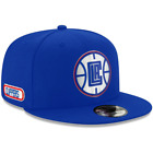 Los Angeles Clippers 9FIFTY Back Half Edition Blue NBA Snapback Hat on eBay