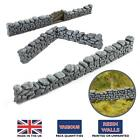 WWG Dry Stone Wall (Pre-Painted/Unpainted, Choose Quantity & Type) – Wargaming