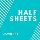 Jamberry Nail Wraps - HALF SHEET - Current, Retired, Disney, HE, SBE (3 of 5)