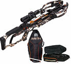 Ravin R20, R21, R22 and R23 Crossbow Package with Scope and Ravin Crossbow Case