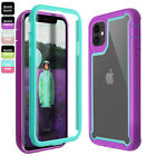 For Apple iPhone 11/Pro/Max Case Heavy Duty Rugged Bumper Clear Phone Cover