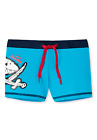 Schiesser Boys Aqua Lsf 40 Retro Swim Trunks Capt  N Shaky 104 116 128 140