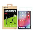 Cyxus Blue Light Blocking Tempered Glass Screen Protector For iPad Pro 11/12.9''