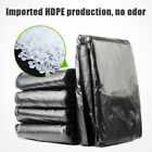 50pcs HEAVY DUTY BLACK REFUSE SACKS STRONG THICK RUBBISH BAGS BIN LINERS