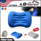 Kyпить Portable Ultralight Air Pillow Inflatable Cushion Head Rest for Travel Camping на еВаy.соm