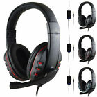 3 5mm enchufe juegos gaming cascos auriculares micr fono para ps4 xbox one