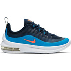 Nike Air Max Axis Children Kids Footwear Trainers - Navy / Blue / White