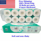 Kyпить Super Soft Paper Towels Toilet Strong Paper Bulk Rolls Bathroom Tissue Household на еВаy.соm