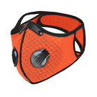PM2.5 Dustproof Headwear Cycling Bike Face Cover W/ Activated Carbon Filters