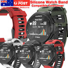 Silicone Watch Band Bracelet For Garmin Forerunner 735xt 220 230 235 620 630