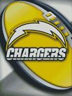 Cross stitch chart / pattern, San Diego Chargers, Ball Design $12.5 USD on eBay