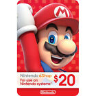 Nintendo eShop Gift Card $10-$100 for Switch / Wii U / 3DS