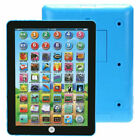 US!Early Education Tablet Toy For Toddlers Baby Kids Boy&Girl Learning Love Gift