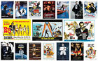 James Bond Poster Prints 007 Film Movie A3 The Complete Collection Memorabilia £3.89 GBP on eBay