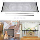 Folding Dogs Safety Fence Indoor Isolation Gate Guards Mesh for Dogs Indoor