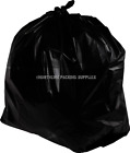 COMPACTOR SACKS LARGE HEAVY DUTY EXTRA STRONG REFUSE RUBBISH SACKS - 200 GAUGE