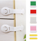 Baby Proof Cabinet Straps ~ Comes In a 10 Pack!
