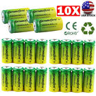 20PCS 16340 3.7V CR123A Rechargeable Battery for Security Camera LED Flashlight