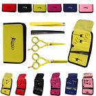 PROFESSIONAL Multi Colors  HAIRDRESSING HAIR CUTTING 5.5'' BARBER SCISSORS KIT