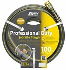 Apex 988VR-100 Professional Duty Garden Hose, 5/8 to 3/4-Inch 50 to 100-Feet