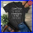NEW WOMENS FUNNY COFFEE SHIRT COFFEE LOVER SAYING GIFT FOR HER MOM WINE