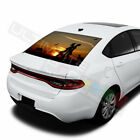 Camo Hunting designs Rear Window See Thru Stickers Perforated for Dodge Dart $58.5 USD on eBay
