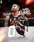277037 Damian Lillard Portland Trail Blazers NBA Basketball Star PRINT POSTER FR on eBay