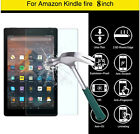 Tempered Glass Film Screen Protector ALL Amazon Kindle Fire (HD) 7 8 10 2015-20